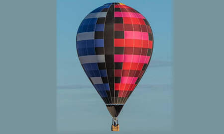 Weird News - Hot Air Balloon Stolen In Indiana Discovered At Florida Festival