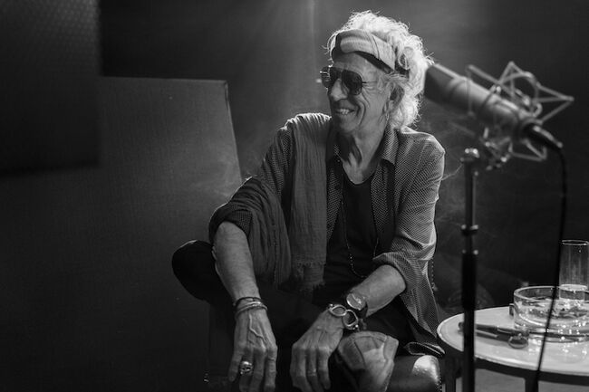 Keith Richards 2019
