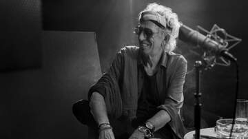 Rock News - iHeartRadio ICONS with Keith Richards: How To Stream Live