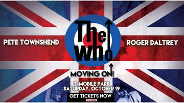 Contest Rules - Thursday Ticket Takeover: The Who 3/28