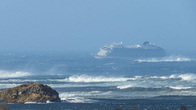 TOPSHOT-NORWAY-TRANSPORTATION-SEA-ACCIDENT