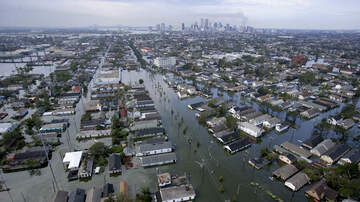 T-Roy - NEW ORLEANS: Already Flooded and a Hurricane's Coming