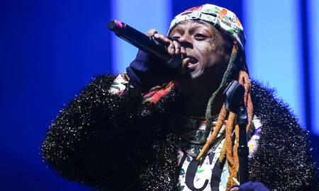 Trending - Lil Wayne's Notebook Of Handwritten Rhymes Up For Sale
