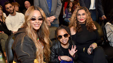DJ A-OH - Tina Knowles Lawson Shares Video of Blue Ivy Telling a 'Corny Joke'