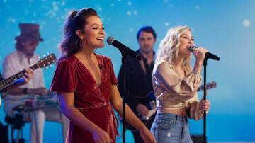 Music News - Maddie & Tae Announce New EP, 'One Heart To Another,' For April 26