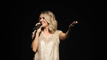 The Laurie DeYoung Show - Early ACM Winners With Carrie Underwood (WATCH)