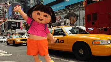 Trending in the Bay - Dora The Explorer Live Action Movie