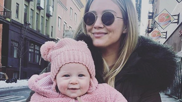 Entertainment News - Hilary Duff Shares Extremely Personal Video Of Her Home Water Birth