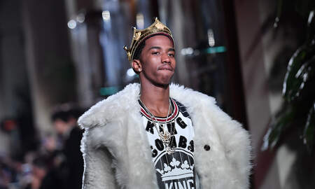 Trending - King Combs Opens Up On Kim Porter's Passing, Keeping Bad Boy's Legacy Going