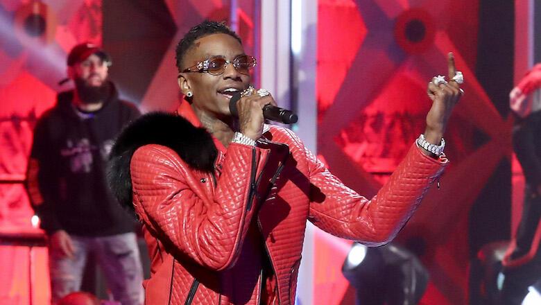 Soulja Boy Calls Gucci 'Racist,' Cuts 'Gucci Bandana' At SoCal Show