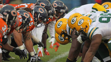 Packers - NFL Season Kicks Off with Packers vs. Bears on September 5