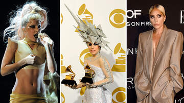 Photos - 32 of Gaga's Coolest and Craziest Looks