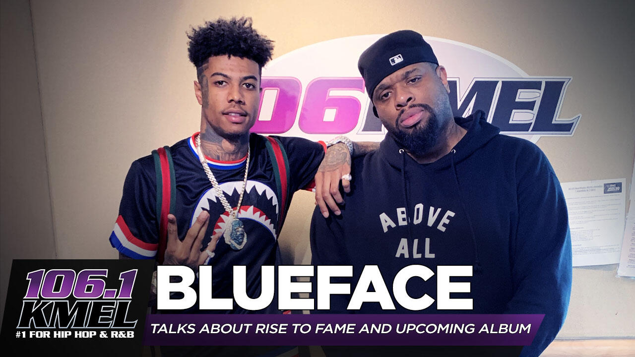 Blueface Talks About His Fast Rise To Fame And New Album