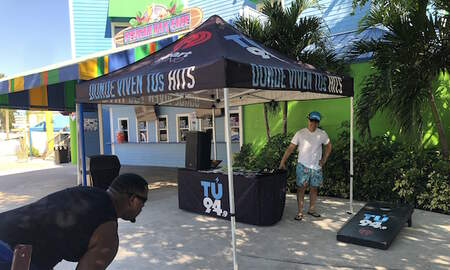 En TUs Calles - TU 94.9 at Rapids Water Park 3.23.19