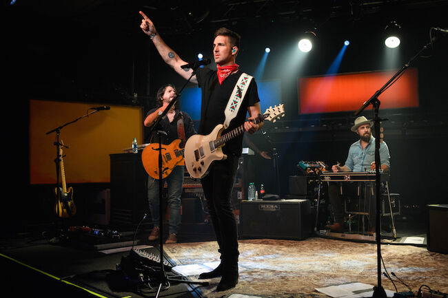 Jake Owen iHeartCountry Album Release Party 2019