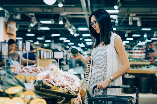 The Millennial Grocery List Is All About Convenience and Health
