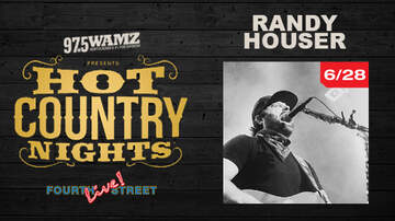 None - Randy Houser - Hot Country Nights
