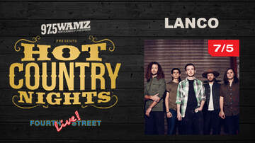 None - Lanco - Hot Country Nights
