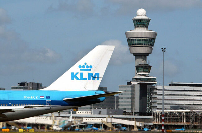 This photo taken 11 June 2003 shows KLM