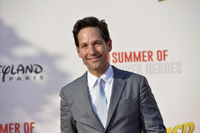 Paul Rudd Let Us In On His Secret To Looking Young