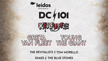 Featured - Leidos Presents DC101 Kerfuffle 2019 at Merriweather Post Pavilion