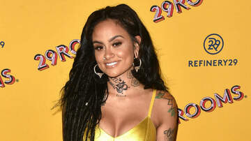 Trending - Kehlani Welcomes Daughter Adeya Nomi During An 'Unmedicated Home Birth'