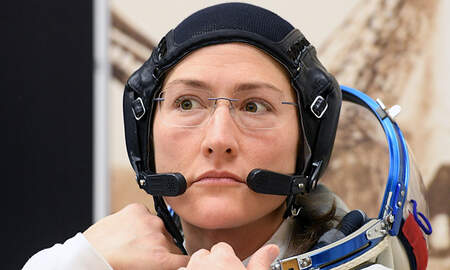 National News - NASA Cancels All-Female Spacewalk