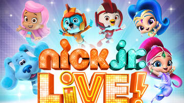 None - Nick JR. LIVE..Move to the Music. Tickets on sale March 29