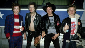 Music News - A Sex Pistols Biopic Is In The Works