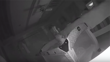 Weird News - Mom Spots Ghost On Baby Monitor After Scratches Mysteriously Appear On Baby
