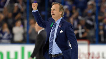Best Bolts Coverage - Jon Cooper Signs Multi-Year Extension As Tampa Bay Lightning Head Coach