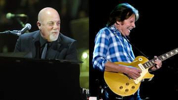 Rock News - See John Fogerty, Billy Joel Perform Two CCR Hits At Madison Square Garden