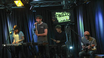 Radio 104.5 Studio Sessions - Houses Studio Session Pictures - March 2019