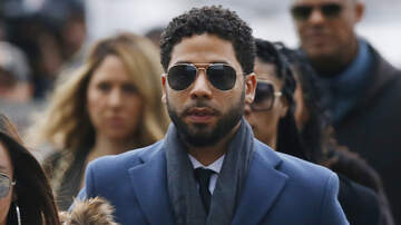 Entertainment - Jussie Smollett Breaks Silence After Criminal Charges Dropped