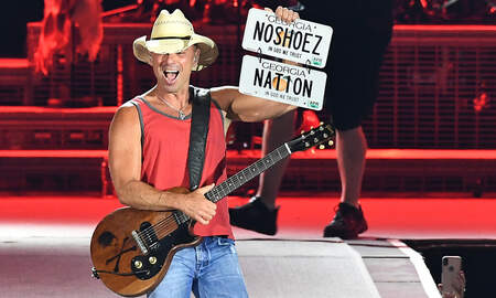 CMT Cody Alan - 15 Photos Of Kenny Chesney To Celebrate 51 Years