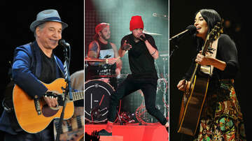 Rock News - Twenty One Pilots, Kacey Musgraves, Paul Simon Lead Outside Lands Lineup