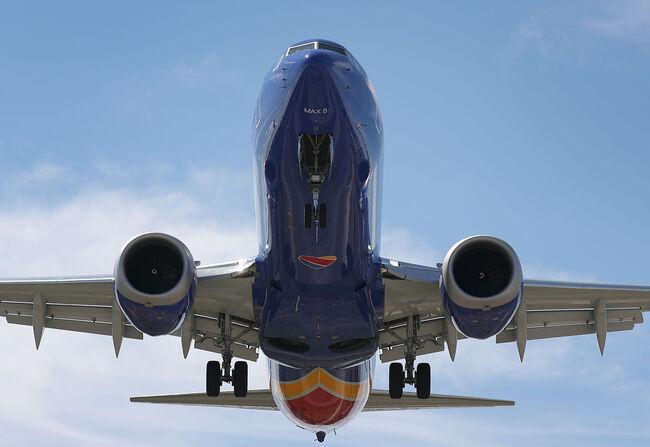 Boeing 737 MAX8 Makes Emergency Landing At Orlando Airport