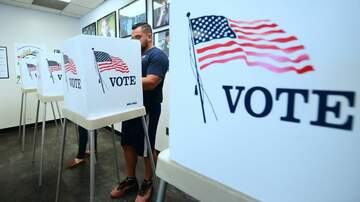 Gulf Coast News - Residents in one coastal town are heading to the polls today.