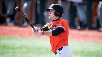 Oregon State Beavers - Gretler HR's but Beaver bats are held to three hits and Pilots win 5-1