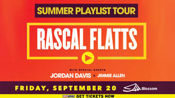 Features - Purchase presale tickets to see Rascal Flatts