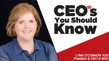 CEO's You Should Know - Lynn O'Connor Vos - President & CEO of the MDA