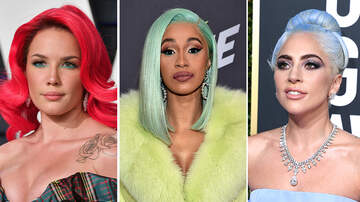 Photos - 15 Celebs Who Have Tried A Rainbow of Wild Hair Colors