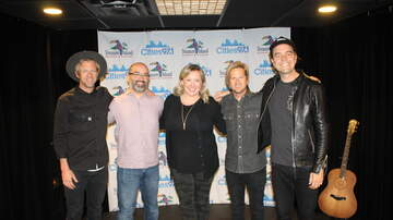 Photos: Cities 97 Studio C - PHOTOS: Switchfoot in Studio C