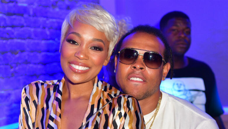 Monica Files For Divorce From Shannon Brown After 8 Years Of Marriage