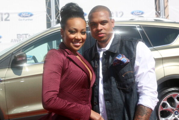 2012 BET Awards - Ford Escape On The Red Carpet