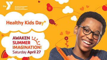 Buzzing Vegas - Join Sunny 106.5 at YMCA's Healthy Kids Day