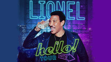 None - Lionel Ritchie - 8/21 @ The Moda Center