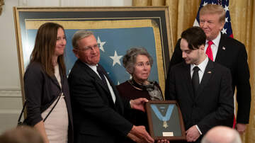 The Joe Pags Show - Fallen Army Officer Is Latest Recipient Of Medal Of Honor