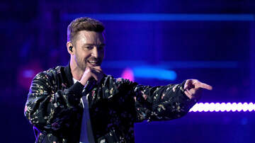 image for Justin Timberlake on dodging bottles of urine on stage w/The Rolling Stones
