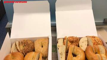 Dave Wilson - Te Internet IS Going Crazy Over Sliced Bagels